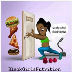 Question: Do you ever find it difficult staying on track??? How do you stay on track? Would have a #Support and Accountability help you #CRUSH your goals?  #BlackGirlsNutrition #health #fitness  #fitnessmodel #fitnessaddict #fitspo #workout #bodybuilding  #health #healthy #instahealth  #strong #motivation #instagood #determination #lifestyle #diet #getfit #cleaneating #eatclean #exercise