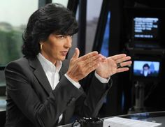 """Christiane Amanpour -  journalist warrior, intrepid beltway outsider, tough questioner, passionate about true reporting. """"If we have no respect for our viewers, then how can we have any respect for ourselves and what we do?"""", """"Our industry has invested so much money in technology that perhaps it's time to invest in talent, in people."""""""
