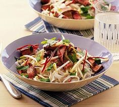Speedy Thai beef salad #Asian
