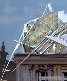 Falkestrasse Rooftop Remodeling