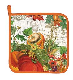Our potholders are sold individually and are the perfect combination of function and design. They're all-cotton-printed on one side, solid quilted on the other-and fun to mix and match.