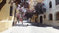 #Barrio Paris-Londres en #Santiago de #Chile  elisaserendipity.blogspot.com #Blog de #Viajes #Travel