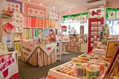 Who wouldn't love this to be their local craft store - Ballarat Patchwork