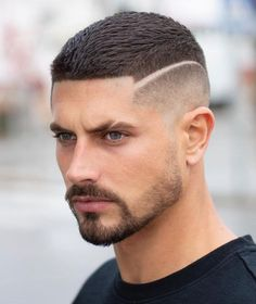 ideas hair cuts for over 50 popular haircuts over 40 Cool Hairstyles For Men, Haircuts For Long Hair, Hairstyles Haircuts, Haircuts For Men, Barber Haircuts, Korean Hairstyles, Anime Hairstyles, Crew Cut Haircut, Crop Haircut