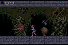 Shadow of the Beast (Commodore Amiga) Demon Games, Shadow Of The Beast, Old Video, Videogames, Gaming, Geek Stuff, Platform, Tech, Google Search