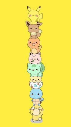 Pokemon cartoon PNG and Clipart Cute Pokemon Wallpaper, Cartoon Wallpaper Iphone, Cute Disney Wallpaper, Kawaii Wallpaper, Cute Cartoon Wallpapers, Animes Wallpapers, Pikachu Art, Cute Pikachu, O Pokemon