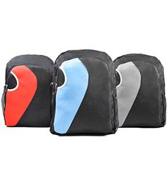 BP 810 Back Pack [BP 810] Size: 27cm(L) x 12cm(W) x 40cm(H) Material: Polyster 600 D + Neo Prence Colour: Red, Light Blue, Grey