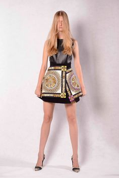 Fausto Puglisi Spring 2013 Ready-to-Wear Collection Photos - Vogue
