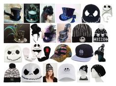 """""""Lanya's Hats #2"""" by switchback13 on Polyvore featuring Disney, Bioworld, Rat Baby and Torrid"""