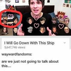 He either put it there on purpose to muck around with the phandom or he sips it himself