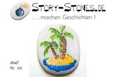 Story-Stones, story stone, story stones, Steingeschichten, Motivsteine, Förderung Kreativität, kreatives Schreiben, Kinder - www.story-stones.de