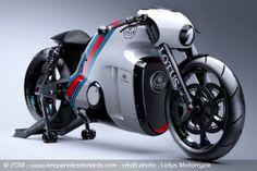 Lotus Motorcycle C-01