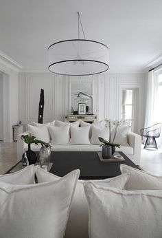 living room | LES CURIEUSES