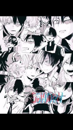 Imagen de my hero academia, boku no hero academia, and todoroki shouto