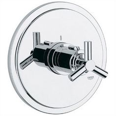 Atrio Thermostatic Faucet Trim with Spoke Handle