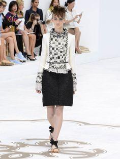 Le défilé Chanel Haute Couture automne-hiver 2014