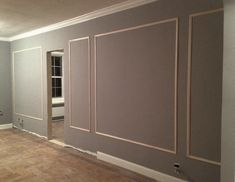 frame wall moulding google search