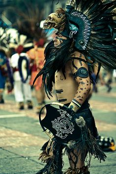 Mayan Dancer...spectacular!!!!