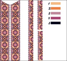 Вишиванки для установ та організацій. Схема для машинної вишивки чоловічої  сорочки