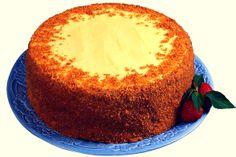 Prăjitură italiană cu mere - un deliciu desăvârșit, ce-i va cuceri pe toți! - Bucatarul Vanilla Cake, Tiramisu, Pudding, Ethnic Recipes, Desserts, Bakken, Deserts, Custard Pudding, Puddings