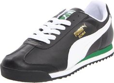 Puma Men s Roma Basic Lace-Up Fashion Sneaker « Shoe Adds for your Closet db129e85c