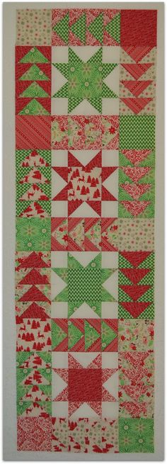 The Sewing Chick A great tutorial on flying geese and the star block pattern.