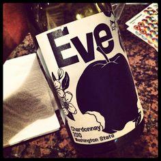 slim sanity: Wine of the Week: Eve by Charles Smith Wines