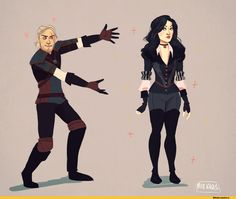 the witcher gifs Yennefer Witcher, Witcher Art, Yennefer Of Vengerberg, The Witcher Wild Hunt, The Witcher Game, The Witcher Books, Witcher Wallpaper, The Last Wish, Character Art