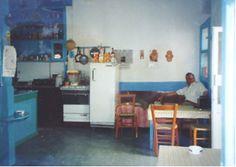 alone in Kasos. Karpathos, Archipelago, Homes