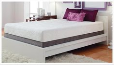 The Cheapest Continental Sleep Mattress, Foam Encased 10 Inch Eurotop Pillowtop Fully Assembled Orthopedic Queen Mattress... Online