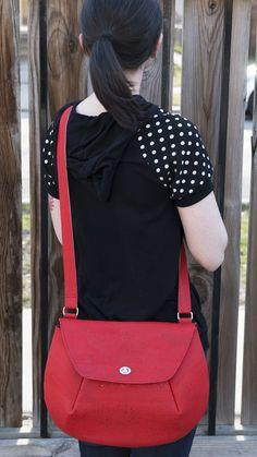 Sew Sweetness FREE Video+PDF Pattern: Oriole Bag