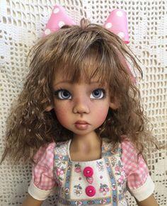 Drop waist set in pink~ Kaye Wiggs Bjd MSD Layla body~by DCH in | eBay