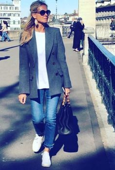 Max Laurenz Duster Coat, Women's Fashion, Street Style, Autumn, My Style, Jackets, Outfits, Ideas, Women's Work Fashion