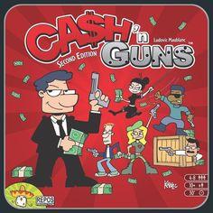 Cash 'n Guns - Second Edition