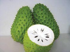 les fruits exotiques - fruit de corossol