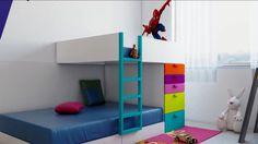 Sanali Casa Parasio Kids room
