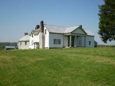 Carrie Nation House - Garrard County, KY