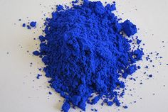 Scientists Accidentally Discover New Shade of Blue | Mental Floss