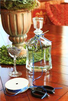 Rattlebridge Farm: How to Make Lavender Water
