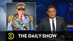 The Daily Show with Trevor Noah - Donald Drumpf: America's African President