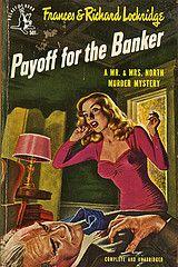 Vintage paperback covers.