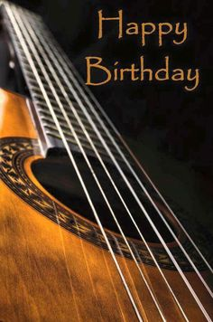 happy birthday images with guitar - Bing images