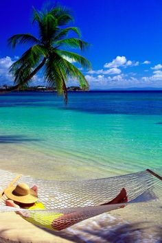 Hammock Swings Are the Perfect Way to Relax in the Comfort of Your Own Backyard – Hammocks Ideas Paradis Tropical, Beach Humor, Relax, Beach Holiday, Amazing Destinations, Beautiful Beaches, Beautiful Things, Dream Vacations, Places To See