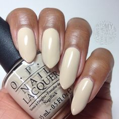 Opi You Re So Vain Illa From The Coca Cola Collection Caurisse Sartori Nail Polish On Beautiful Dark Skin