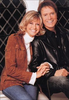 Cliff Richard & Olivia Newton-John