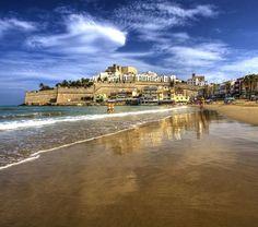 Place: Peñiscola / Comunidad Valenciana, Spain. Photo by: Unknown
