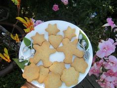 Lemon Myrtle Shortbread