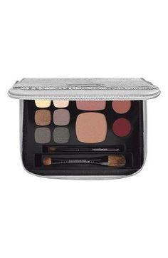 Bare minerals Perfect Ten makeup set. I adore these rustic, warm, and rich winter colors.