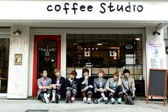 AJ,Kiseop,Hoonmin,Soohyun Kevin♡,Eli♡,Dongho