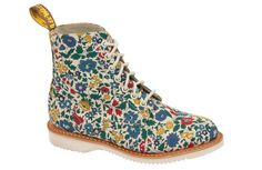 Liberty + Doc Martins = ♥